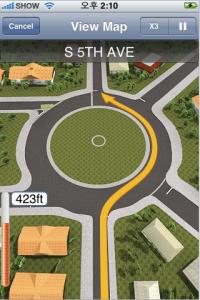 G-Map - skutečná navigace pro iPhone 3G. Blýská se na lepší časy?