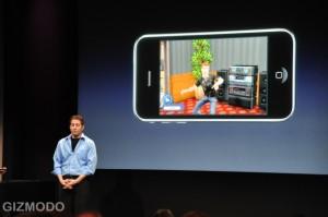 Představení iPhone firmware 3.0