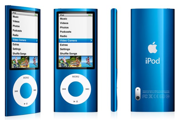 how to delete an audiobook from ipod nano