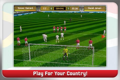 Fifa World Cup – šampionát na iPhone