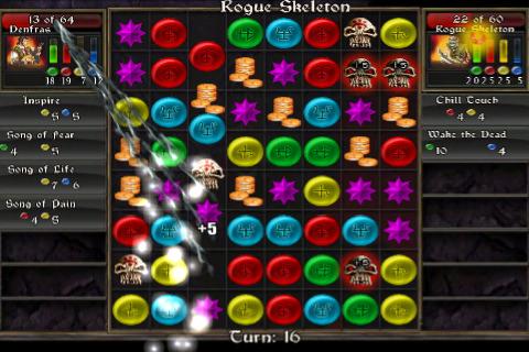 Puzzle Quest a Plushed – skvělé iPhone hry zdarma