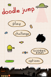 Doodle Jump 1 173x260   5 nejnávykovějších her v historii iPhone