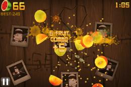 Fruit Ninja 3 260x173   5 nejnávykovějších her v historii iPhone