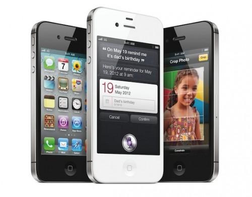 iphone 4S1 500x391   T Mobile zveřejnil ceny iPhone 4S, O2 ho nenabídne vůbec