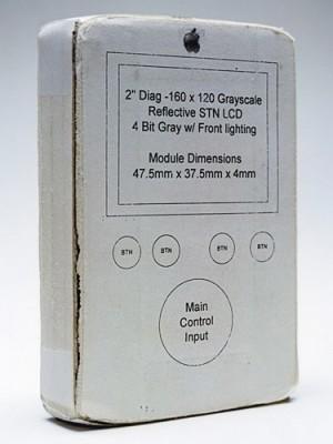 Testovací prototyp iPodu