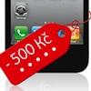 Vodafone prodavá iPhone 4S. Jaká je cena?