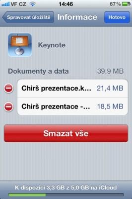 iCloud backup 03 266x400   Jak spravovat zálohy na iCloudu