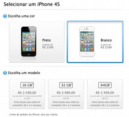 iphone 4s pricing in brazil 442x400   Jablečný týden #49