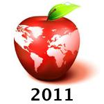 Jablečný rok 2011 (červenec – prosinec)