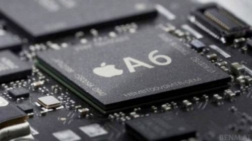Procesor Apple A6 500x280   Pojďme se bavit o iPadu 3
