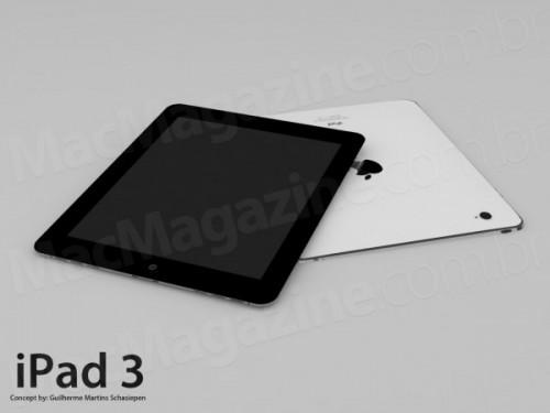 iPad 3 mockup 500x375   Pojďme se bavit o iPadu 3