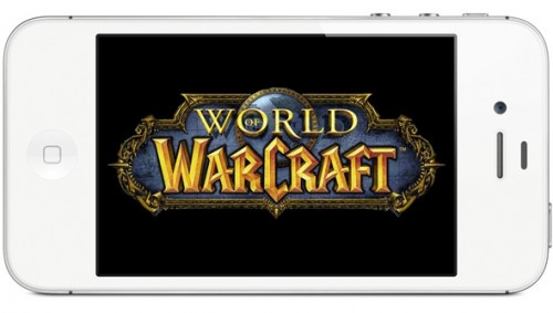 World of Warcraft iPhone 500x283   Týden aplikací 12' #1
