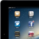 Jeden den s iPadem