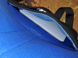 built2 260x195   Moje brašnička aneb jak jsem řešil přenášení MacBooku Air 13 a iPadu