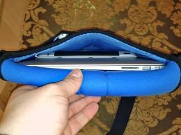 built6 260x195   Moje brašnička aneb jak jsem řešil přenášení MacBooku Air 13 a iPadu