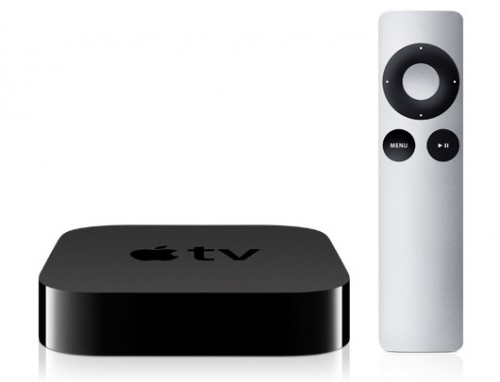 Apple TV 3 500x382   Recenze Apple TV 3. generace
