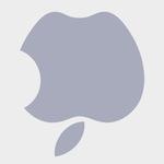 Příběh obráceného loga MacBooků