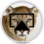 Mountain Lion Airplay icon