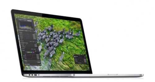 apple macbook pro retina display 13 inch laptop 500x267   Jablečný týden '12 #25