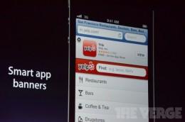 apple wwdc 2012  1008 260x172   iOS 6 přináší řadu novinek. Mimo jiné nové mapy