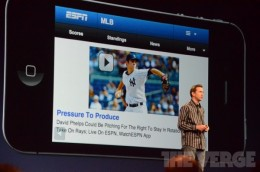 apple wwdc 2012  1011 260x172   iOS 6 přináší řadu novinek. Mimo jiné nové mapy