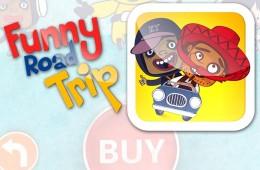 funny road trip 260x170   Funny Road Trip – hra, která dětem zkrátí dlouhé cesty autem