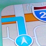 Druhý pohled na mapy v iOS 6