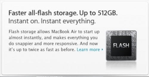 macbook flash 500x260   Jablečný týden '12 #25