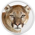 Mountain Lion pod drobnohledem