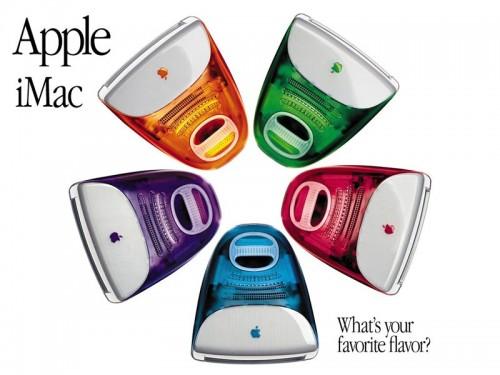 original imac 500x375   Sir Jony Ive, dvorní designer společnosti Apple