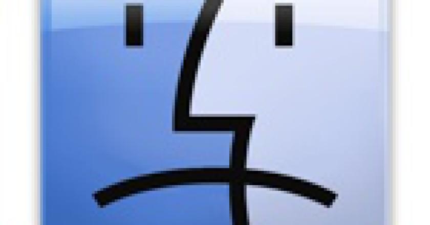 Finder Sad icon