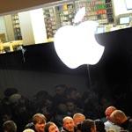 Drážďanská nákupní horečka iPhone 5
