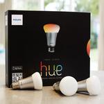 Philips představil revoluční osvětlovací systém ovládaný aplikací pro iOS