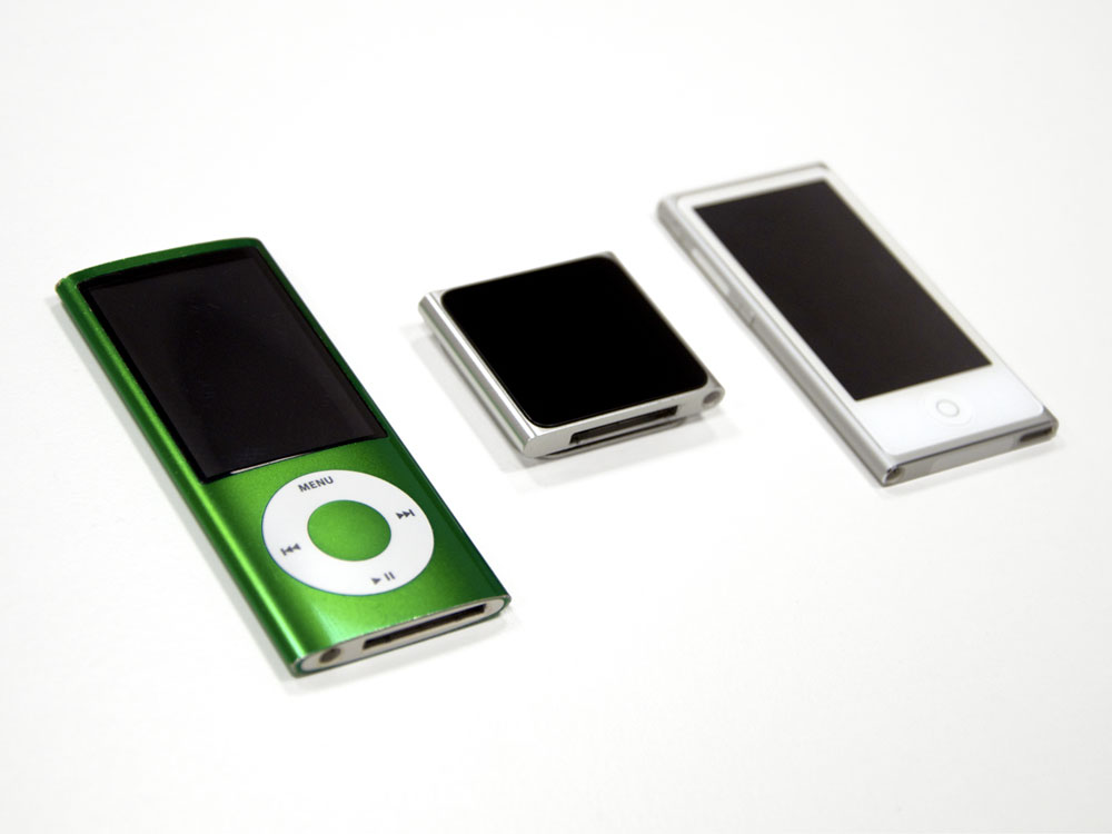 iPod nano 7. generace recenze