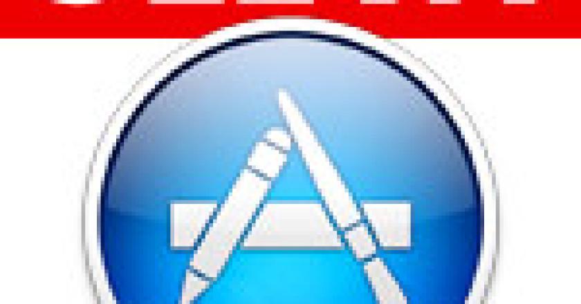 Mac App Store sale sleva icon