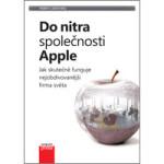 Soutěž o knihu Do nitra společnosti Apple od Adama Lashinského  [Aktualizováno]