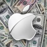 Finanční výsledky pro Q3 2013: Apple vydělal 6,9 miliard dolarů z příjmu 35,3 miliard