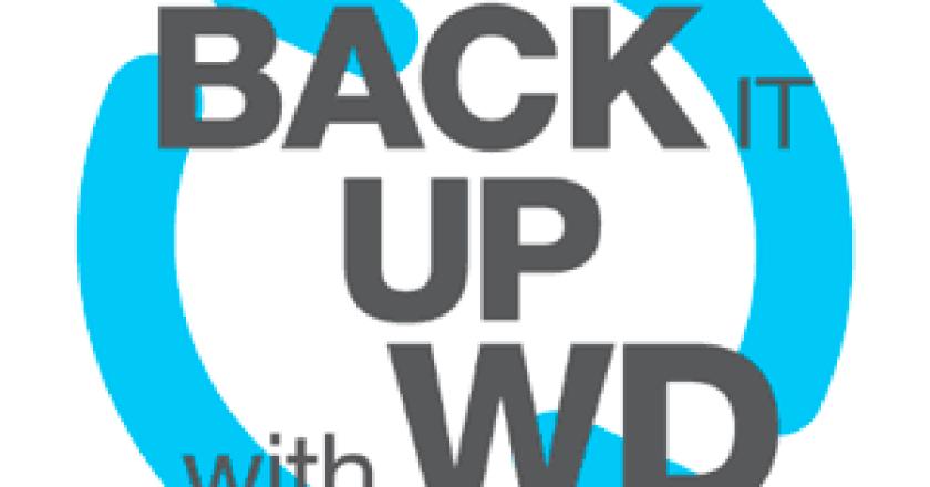 Back up Western Digital icon