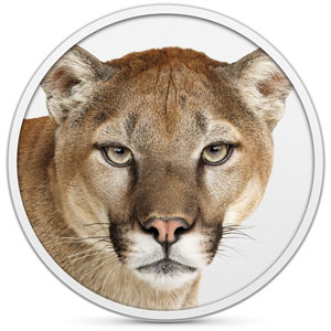 OS X Mountain Lion icon