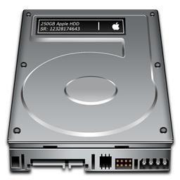 Mac-Hard-Disk-Logo