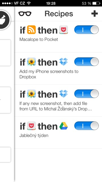 Recenze IFTTT pro iPhone – jednoduchá automatizace služeb i na iOS