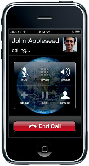 John Appleseed iPhone