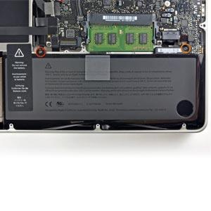 Výměna baterie macbook pro 2015