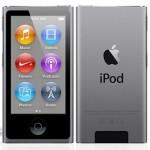 Nové černé barvy ála iPhone 5S se dočkaly i iPody