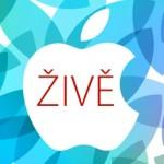 Živý přepis z Apple keynote zde!