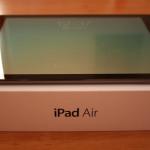 První dojmy z iPadu Air