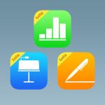 iWork získal aktualizaci na všech platformách, nový design na iCloudu