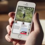 Facebook představil Paper, novou čtečku zpráv pro iPhone