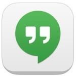 Google konečně vydal velkou aktualizaci Hangouts pro iOS 7