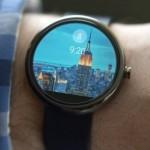 Google představil Android Wear, operační systém pro chytré hodinky